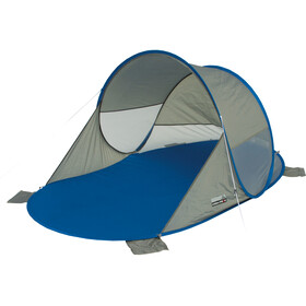 High Peak Calvia Beach Shelter grey/blue